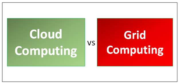 WHAT IS THE DIFFERENCE BETWEEN GRID AND CLOUD COMPUTING?