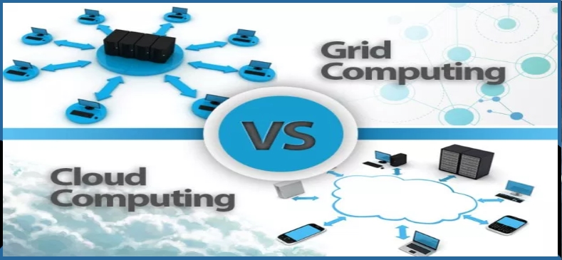 DIFFERENCE BETWEEN GRID AND CLOUD COMPUTING1